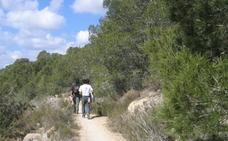 Del Garruchal al Valle por una senda secreta