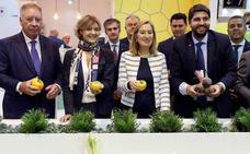 Los exportadores murcianos arrancan con fuerza en Fruit Attraction
