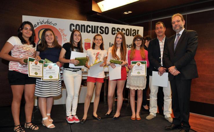 IV edición: Entrega de premios de 'Mi Periódico Digital'