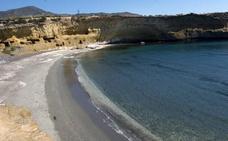 La playa de las golondrinas