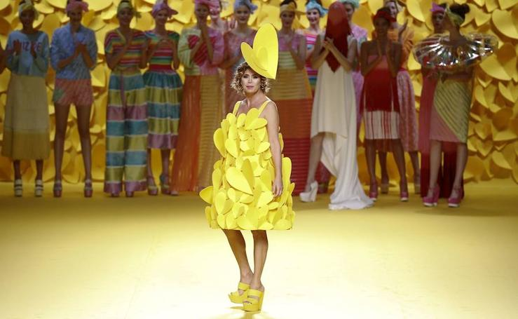 Agatha Ruiz de la Prada, derroche de color e imaginación