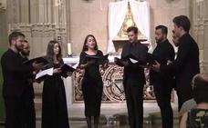 Cantoría celebra el 550 aniversario de la Catedral