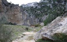 Por el cañón de Luchena