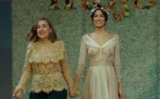 La diseñadora murciana Cayetana Ferrer presenta con éxito su nueva colección en Madrid
