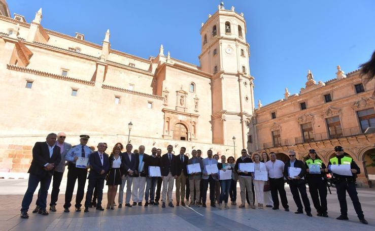 Treinta y seis empresas y servicios de Lorca reciben las distinciones de calidad turística Sisted