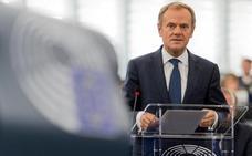 El presidente del Consejo Europeo ve posible que no haya 'Brexit'