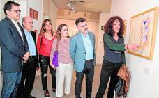 Veinte creadoras homenajean a Carmen Conde en el Muram