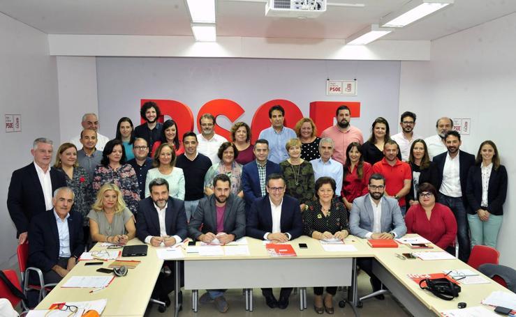 El PSOE designa a Joaquín López como su portavoz en la Asamblea