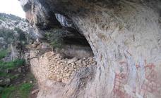 Una carabela en Moratalla