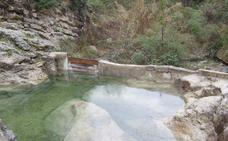 Un baño templado en la Sierra de Moratalla