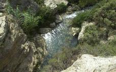 Un oasis de frescor en el río Mula