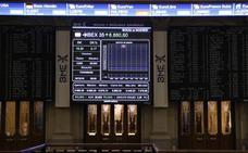 Siete sesiones de corrección llevan al Ibex-35 hasta los 10.141 puntos