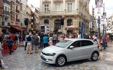 Huertas Motor y Volkswagen, con el mejor jazz