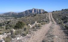 Sierra Espuña desde arriba