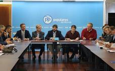 El PP propondrá en el Pacto Regional del Agua la creación de una red de interconexión de desaladoras