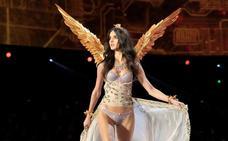 Los 'ángeles' de Victoria's Secret deslumbran en China