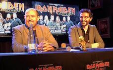 Dos murcianos abren el Wanda Metropolitano a Iron Maiden