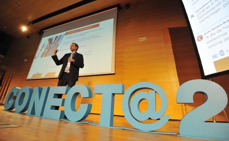 Conect@2 aborda las claves de la transformación digital