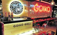 Alitas de pollo en Goiko Grill