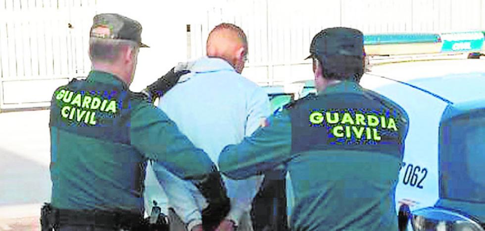 La detención de un escurridizo atracador da un respiro a los vecinos del Campo de Cartagena