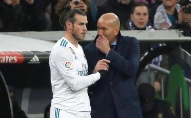 Zidane: «Con Bale vamos a ir poco a poco»