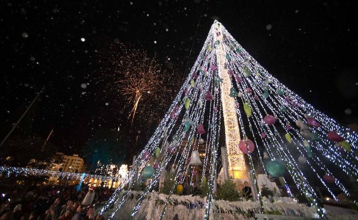 La Navidad llega a Murcia por todo lo alto