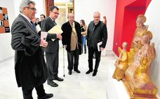 La gracia de Campillo inaugura hoy la nueva sala de muestras en La Glorieta