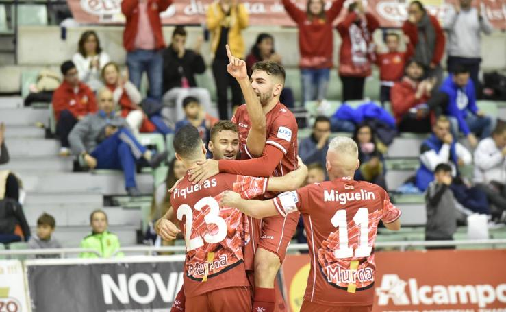 ElPozo encadena seis victorias (5-1)