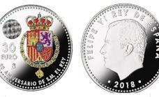 La moneda de 30 euros que pronto podrás ver en España
