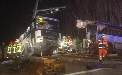 Muere una sexta persona por el accidente de un autobús escolar en Francia