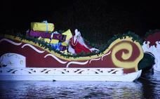 El desembarco de Papá Noel