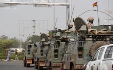 España prevé ampliar en 2018 el número de militares en las misiones en el exterior