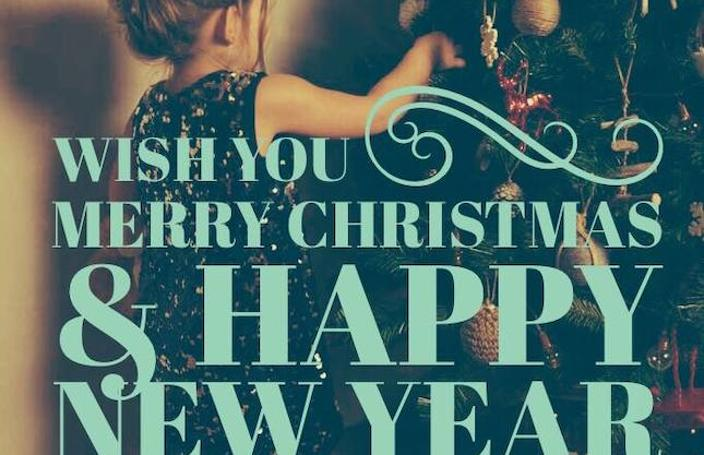 Felicitaciones de Navidad Originales