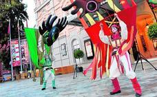 Teatro y pirotecnia en Murcia para Año Nuevo