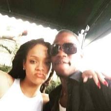 Matan a tiros al primo de Rihanna después de Navidad