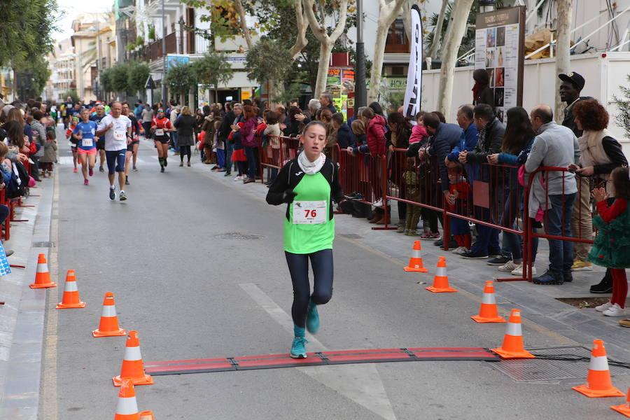 Los niños también corren la San Silvestre de Lorca