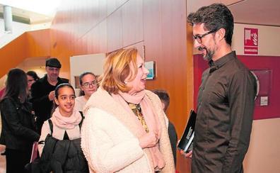Encuentro con el público de 'Don Quijote'