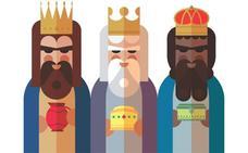 Los Reyes Magos regalan cuentos