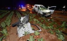 Los muertos en la carreteras de la Región se dispararon un 35% el año pasado