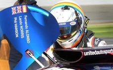 La victoria de Alonso en Daytona, una quimera