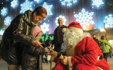 Despedida por revelar a una niña que Papá Noel son los padres