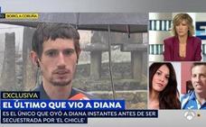 El único testigo que vio a 'El Chicle' con Diana Quer: «Le decía 'déjame en paz'»