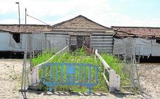 El Floridablanca sigue aún en ruinas pese a autorizarse su rehabilitación hace siete años
