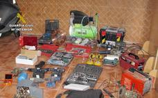 Detenido el presunto autor de 16 robos en viviendas y comercios de Murcia