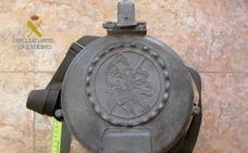 La Guardia Civil incauta 780 gramos de pólvora negra en Yecla