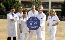 El hospital más solidario de España