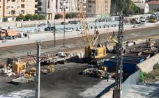 El ministro de Fomento acusa de «mentir» a quien niegue que se está soterrando el AVE en Murcia