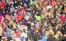 Abran paso al carnaval de la noche