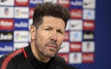 Simeone: «Tenemos mucha confianza en Vitolo»