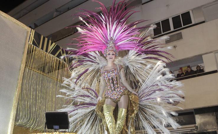 Desfile de Domingo de Carnaval en Águilas